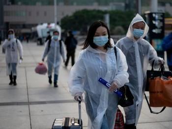 Kisah China Basmi Corona Pakai Teknologi