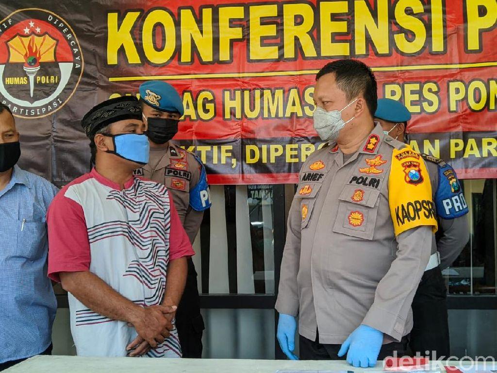 Penyebar Hoaks soal Kasus Corona di Ponorogo Diamankan
