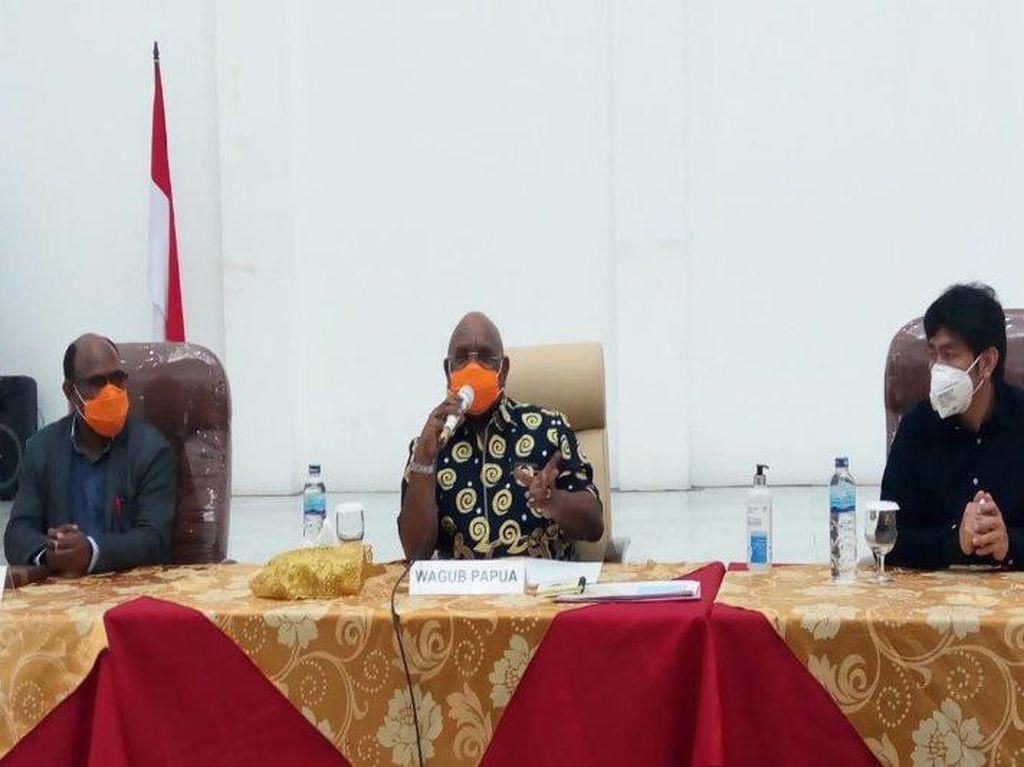 Pemprov Papua Tetapkan Status Tanggap Darurat Corona hingga 6 Mei 2020