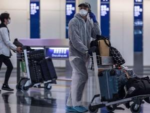 Kasus Corona Meningkat, Tempat Hiburan di Hong Kong Ditutup Seminggu