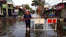 Hujan Deras, 11 Kecamatan di Lamongan Diterjang Banjir