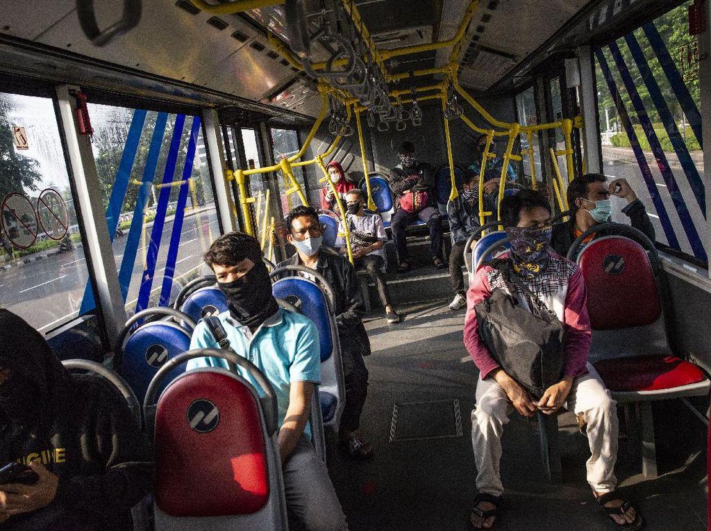 Menhub Tambah Kapasitas Angkutan Umum, Bisa Angkut 70-85% Penumpang