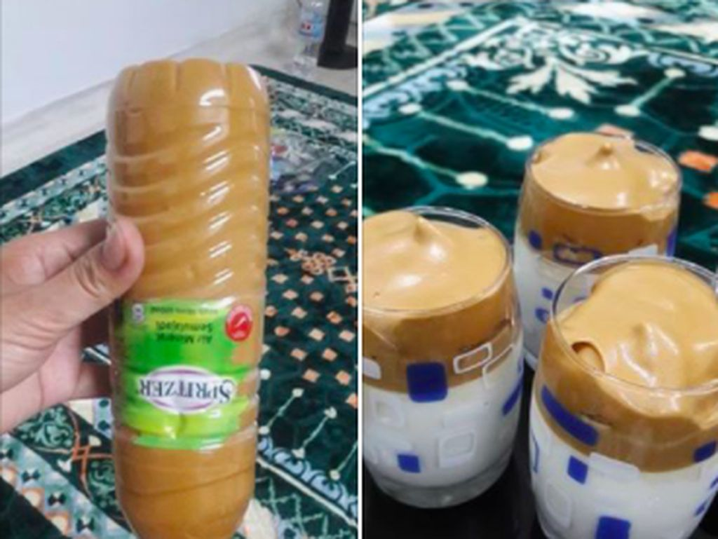 Praktis! Resep Dalgona Coffee Tanpa Mixer, Blender, atau Whisk