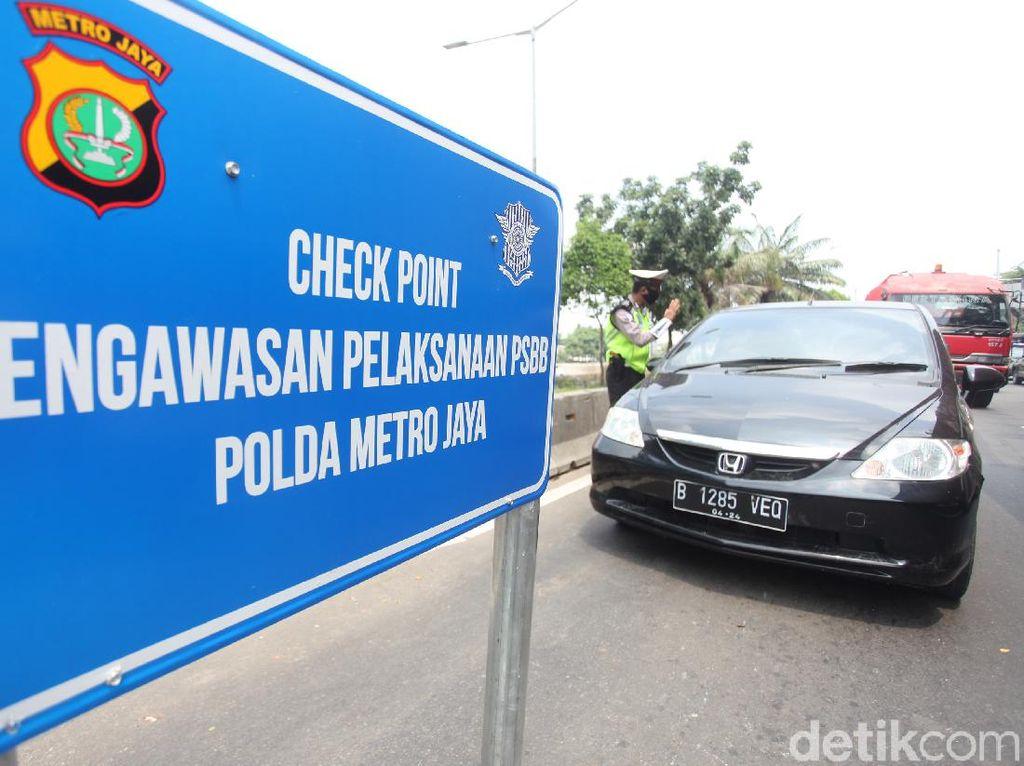 Wawali Pantau 14 Check Point di Bekasi: Pengendara Tak Pakai Masker, Kita Beri