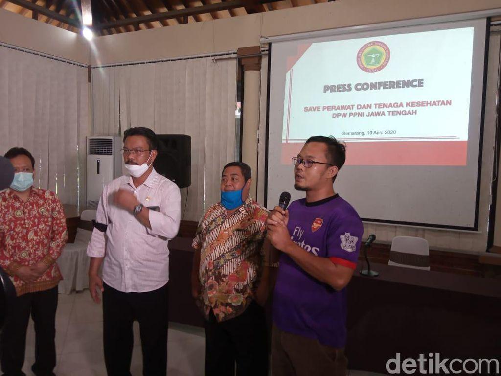 Ketua RT Penolak Pemakaman Jenazah Perawat Positif Corona Minta Maaf
