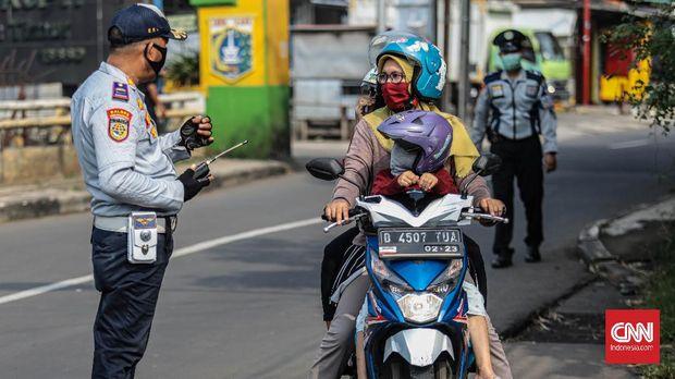 PSBB Bodebek Berlaku Hari Ini, Transportasi Umum Tetap Jalan