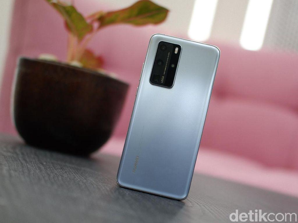 Huawei Tunggu Respon Pasar Rilis P40 dan P40 Pro+