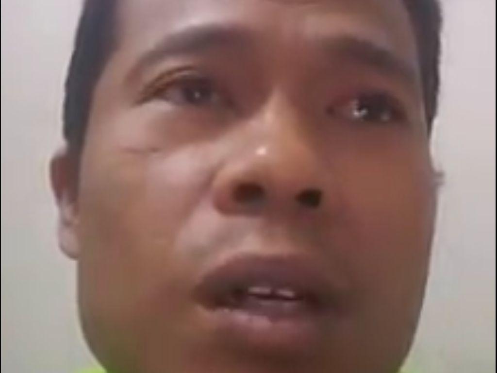 Cerita Pilu Istri TKI Asal Bandung Barat yang Telantar di Malaysia