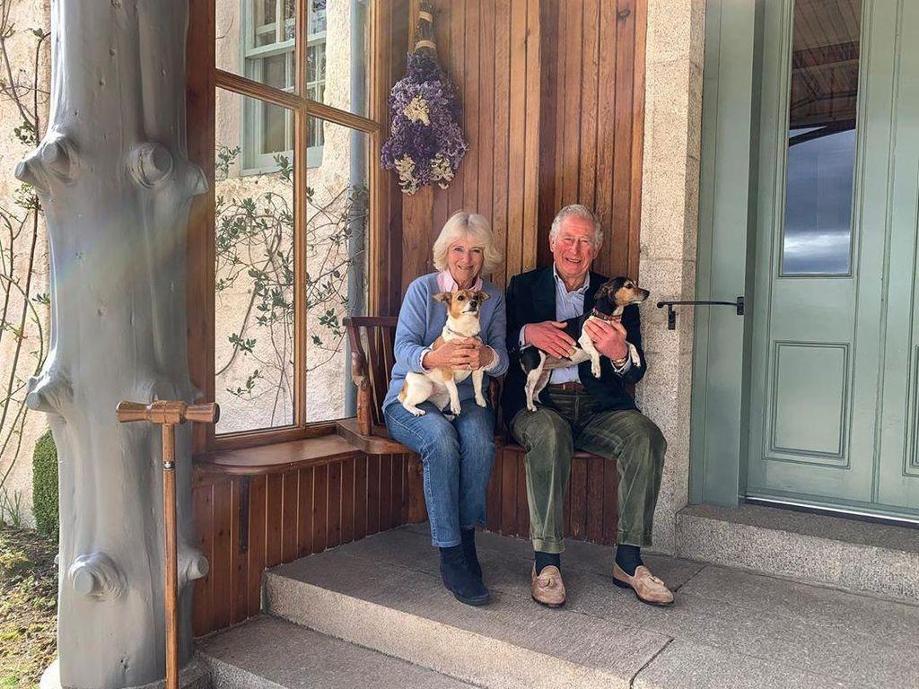 Komentari Kelahiran Lilibet, Pangeran Charles: Berita Membahagiakan