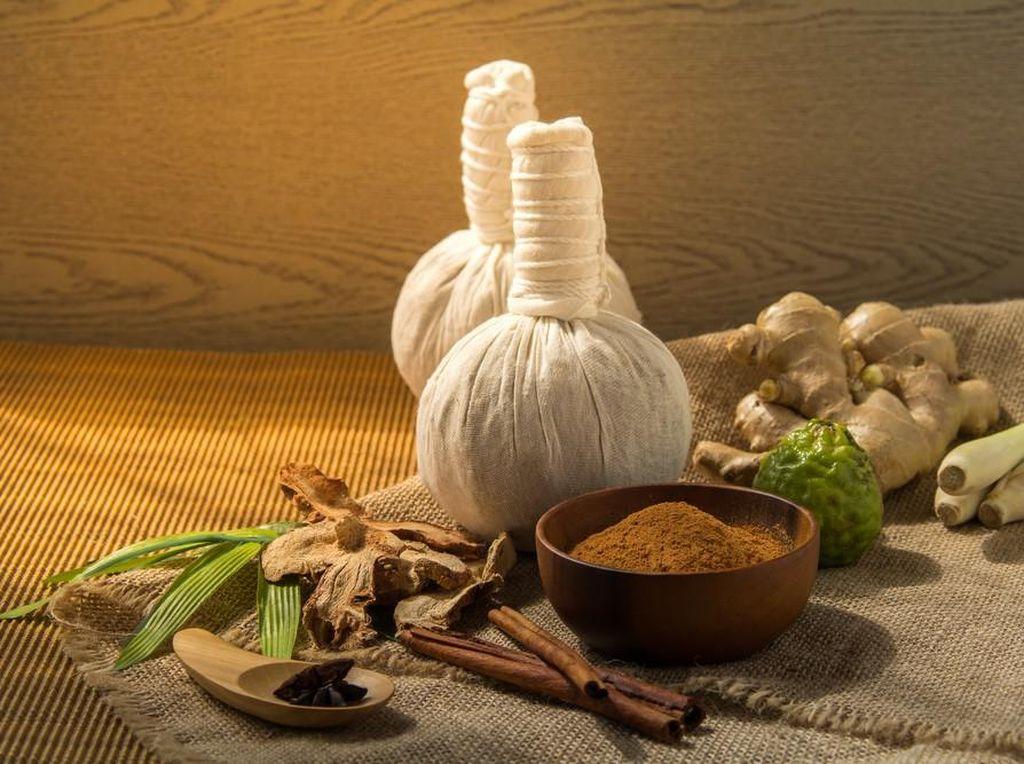 Ini Suplemen Herbal Berkhasiat Warisan Nenek Moyang Nusantara