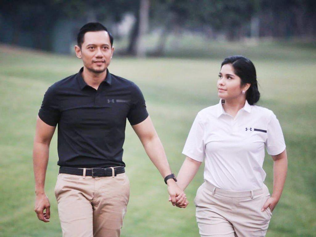Bikin Ashanty Sedih, Annisa Pohan Unggah Foto Mirip Adegan Crash Landing On You