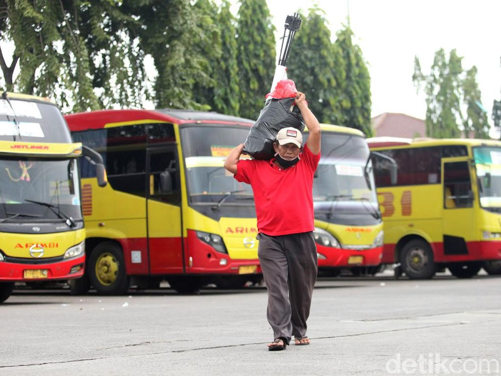 7.028 Penumpang Bus AKAP di DKI Dites COVID, 70 Reaktif