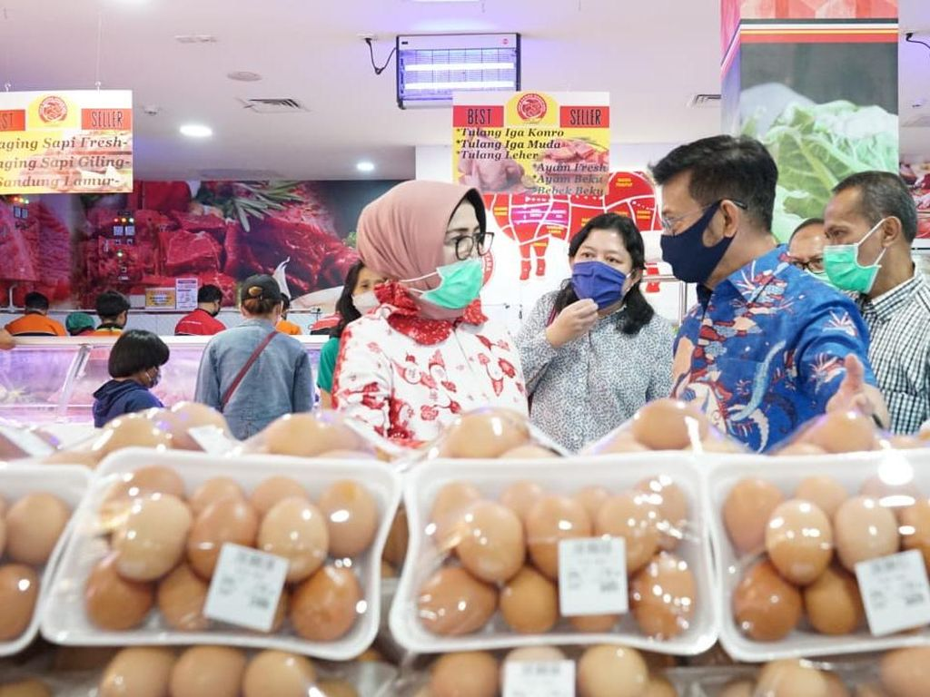 Kadin DKI Jakarta Dukung Pasar Mitra Tani Besutan Kementan