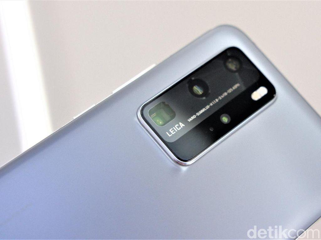Lagi-lagi, Huawei Pajang Foto DSLR untuk Iklan Ponsel