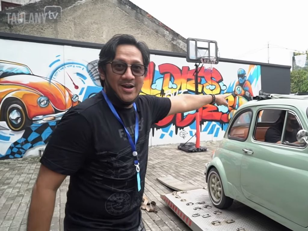 Kasus Hina Marga Maluku, Andre Taulany Ternyata Berdarah Ambon
