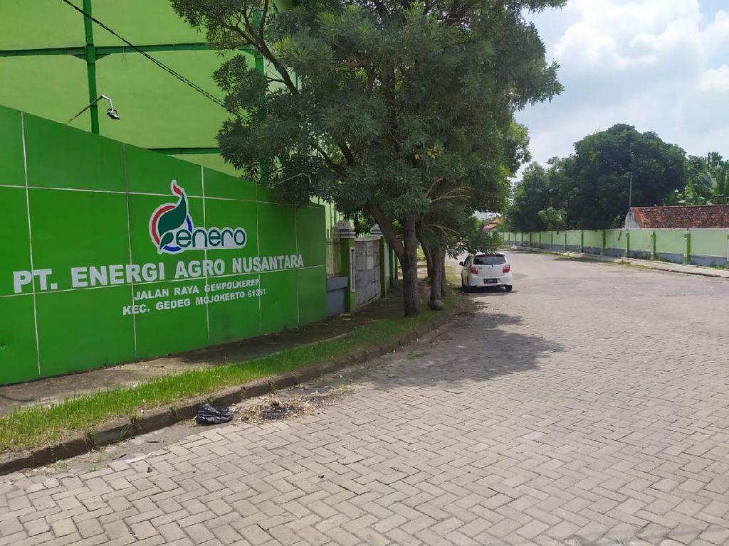 Polisi Tetapkan 2 Tersangka Laka Kerja di Pabrik Bioetanol Mojokerto