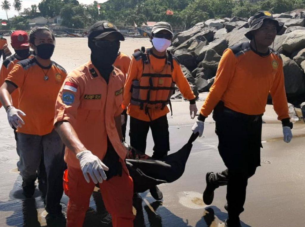 Satu Lagi Jasad Remaja yang Tenggelam di Palabuhanratu Ditemukan