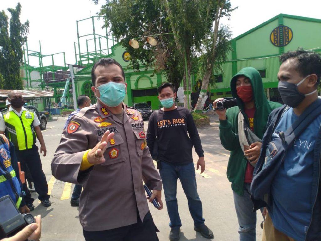 Polisi Sebut Tewasnya 3 Pekerja Pabrik Bioetanol Mojokerto Kecelakaan Kerja