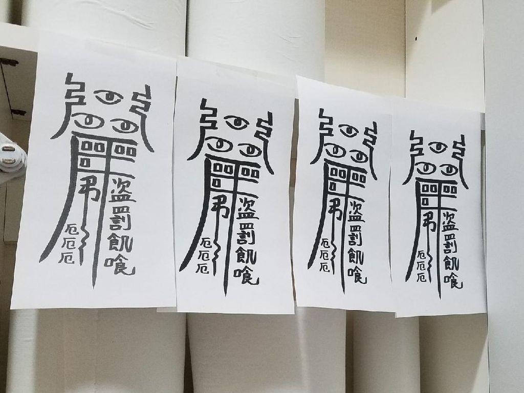 Biar Tisu Tidak Dicuri, Warga Jepang Pasang Kutukan di Toilet