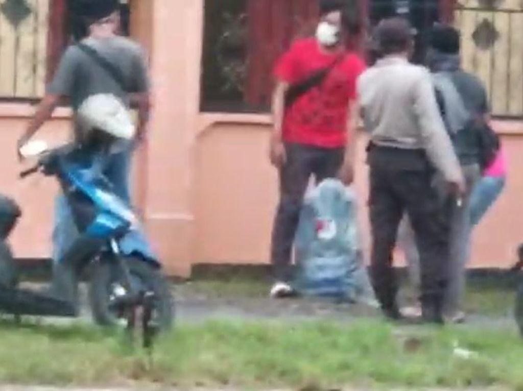 Terduga Teroris yang Ditangkap Densus di Sidoarjo Jaringan JAD