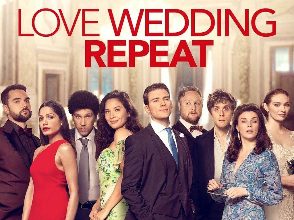 Love Wedding Repeat: Komedi Romantis Yang Hambar