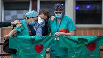 Spanyol Akan Gelar 10 Hari Berkabung Untuk Korban Corona