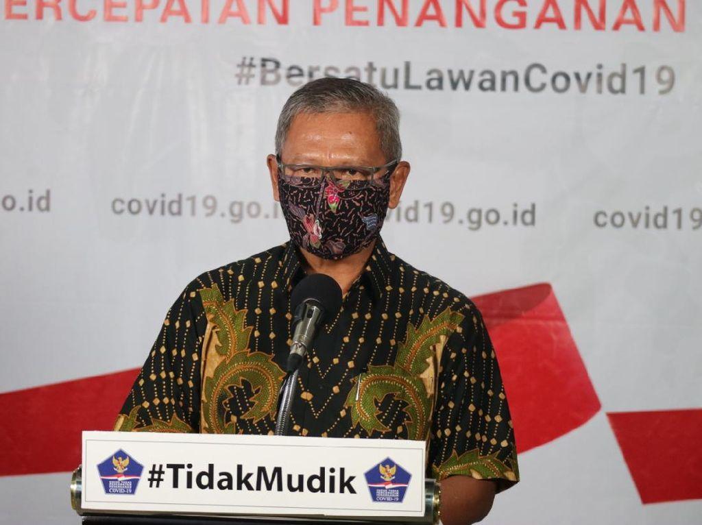 Pemerintah Proses Usulan PSBB Provinsi Banten, Diharapkan Hari Ini Disetujui