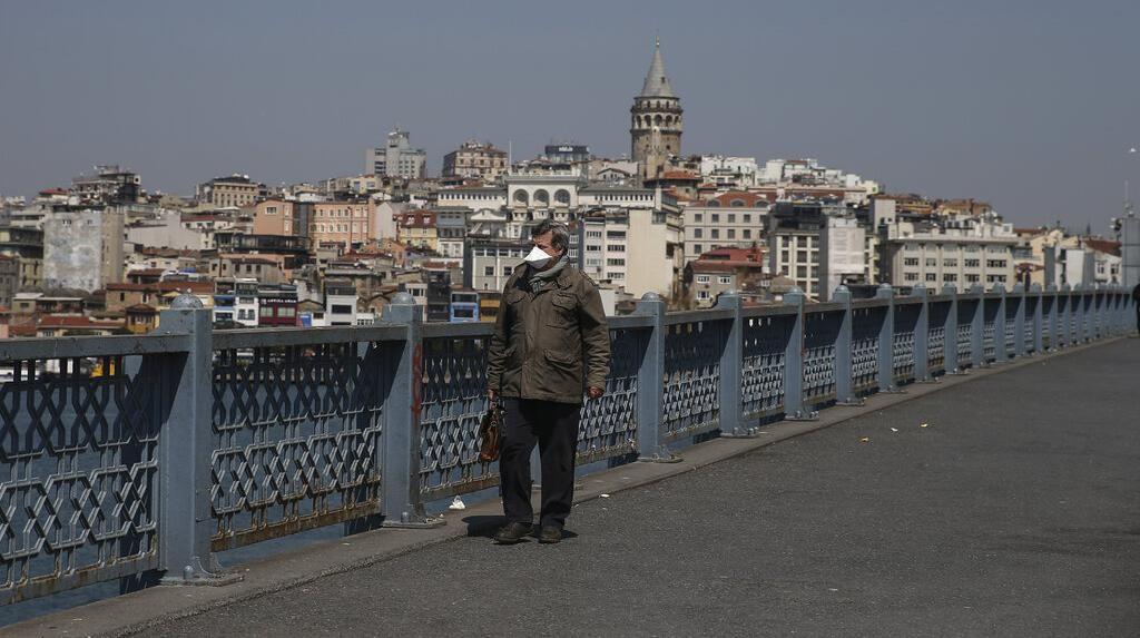 31 Kota di Turki Berlakukan Lockdown Selama 48 Jam