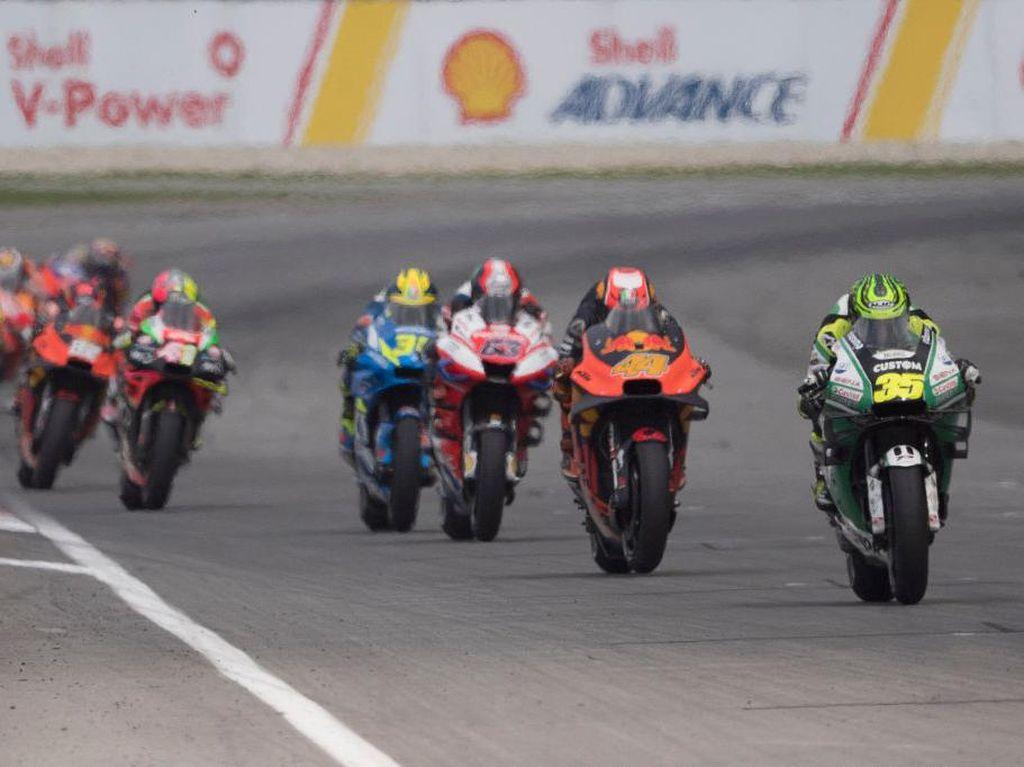 Apa Serunya Balapan MotoGP Tanpa Penonton?