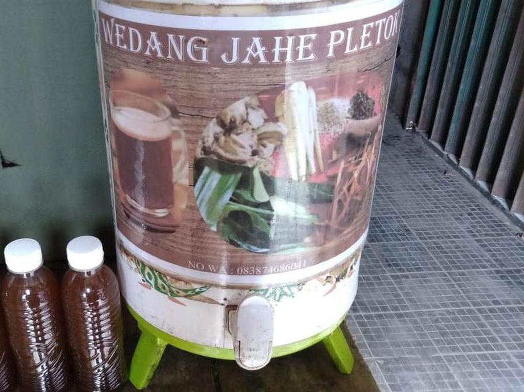 Jahe Pletok, Minuman Berkhasiat di Tengah Pandemi Corona