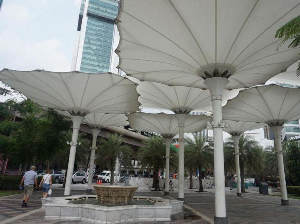 Foto: Bukan Masjid Nabawi, Ini Masjid Tertua di Kuala Lumpur