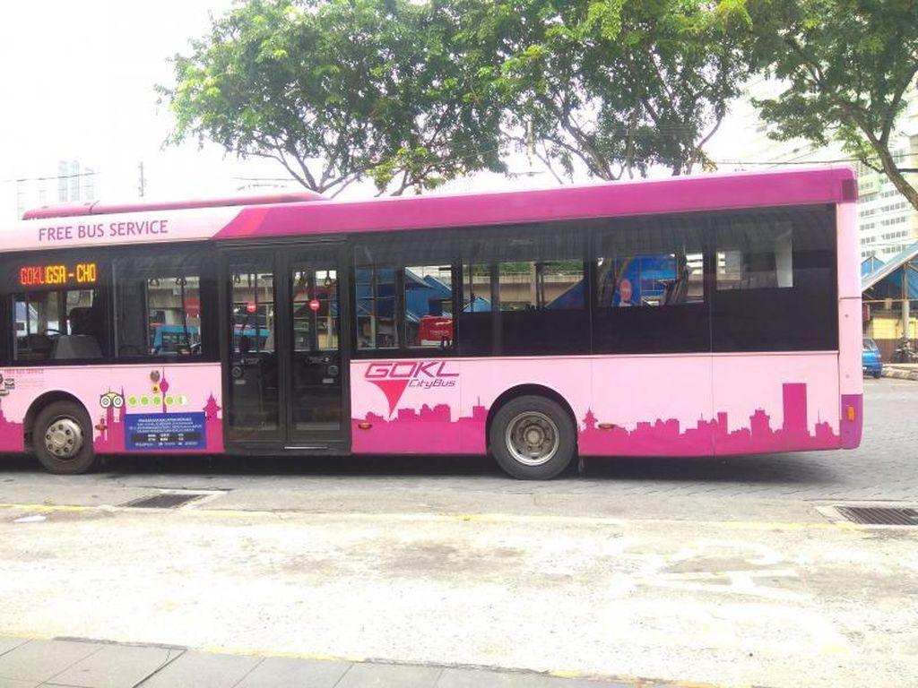 Ssst..Ini Cara Gratis Keliling Kuala Lumpur