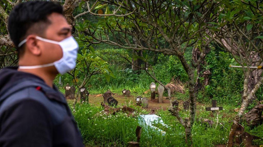 Ini Lahan Pemakaman yang Disiapkan untuk Korban COVID-19 di Semarang
