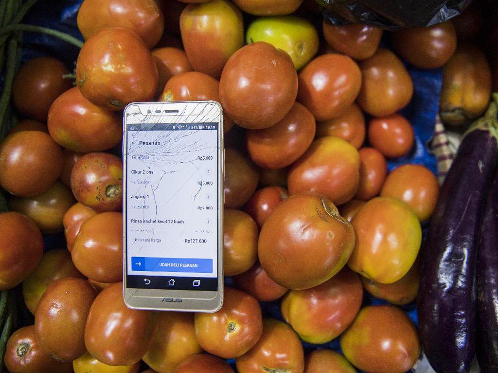 Corona Bikin Transaksi Penjualan Online UMKM Naik 25%