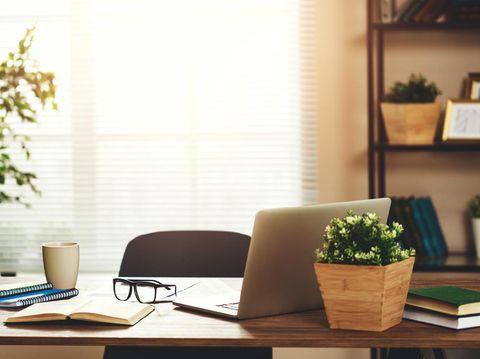 5 tips mendekor rumah minimalis jadi ruang kerja nyaman