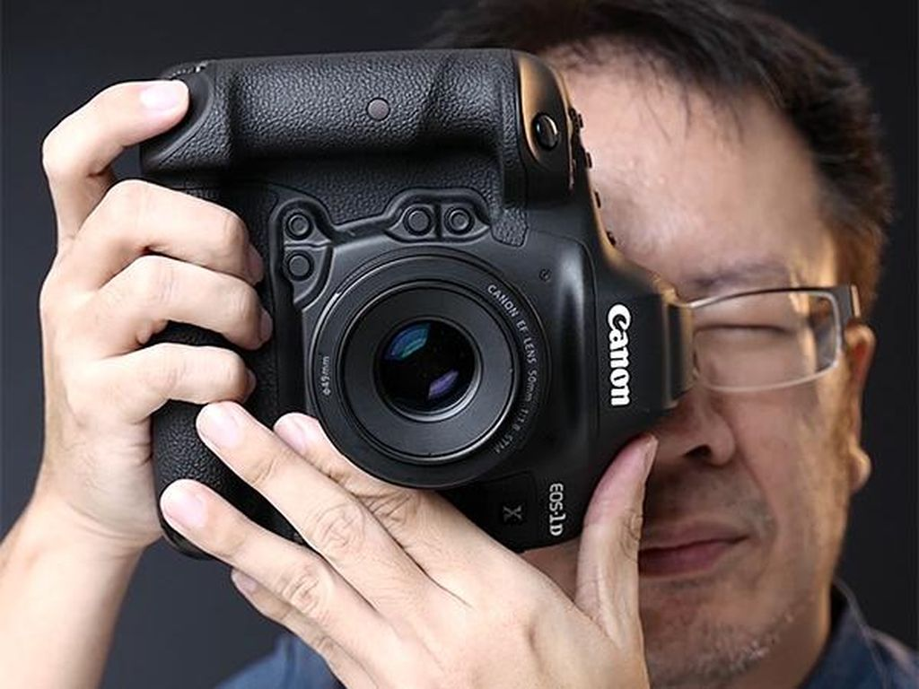 Kamera Canon Bisa Transfer Foto Otomatis ke Google Photos