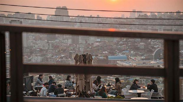 Lokasi Syuting Itaewon Class