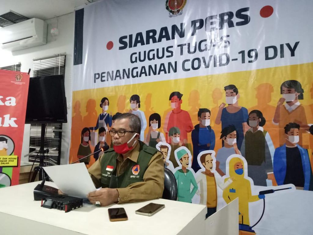 Pandemi Corona, Pemda DIY Perpanjang Masa Belajar Online Siswa