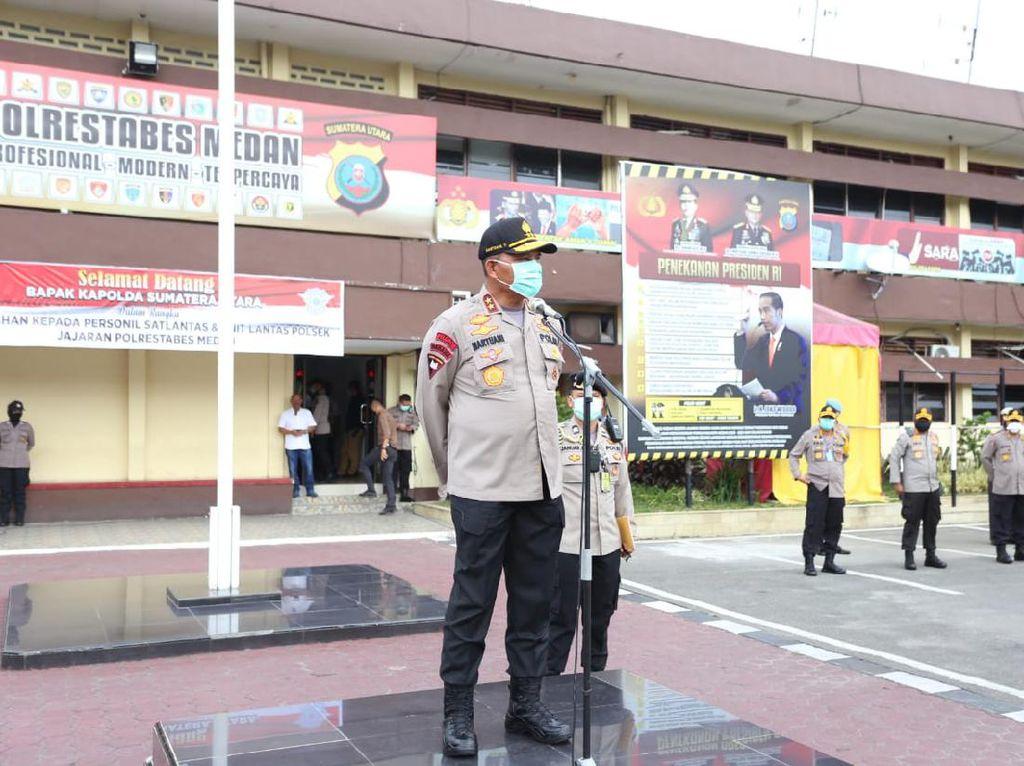 Oknum Polantas Medan Viral Usai Ludahi Warga, Kapolda Sumut: Jangan Terulang!