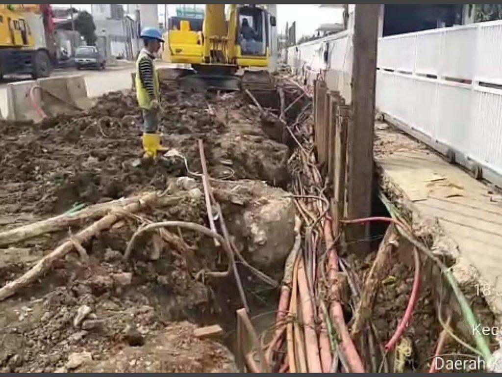 Ganggu Kabel Fiber, Ombudsman Minta Proyek Infrastruktur Ditangguhkan