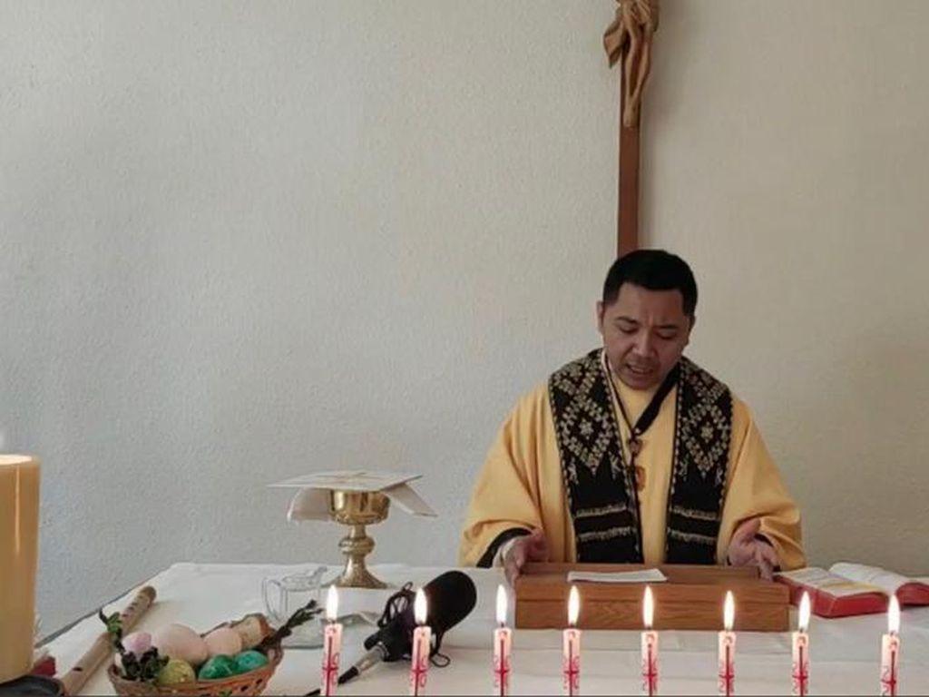 Diselimuti Wabah Corona, Paskah Tahun Ini Paskah yang Berbeda