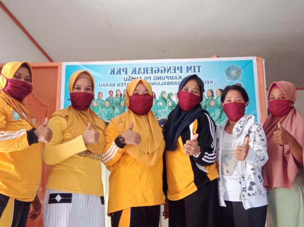 53% Desa di Indonesia Sudah Bentuk Relawan Desa Lawan Covid-19