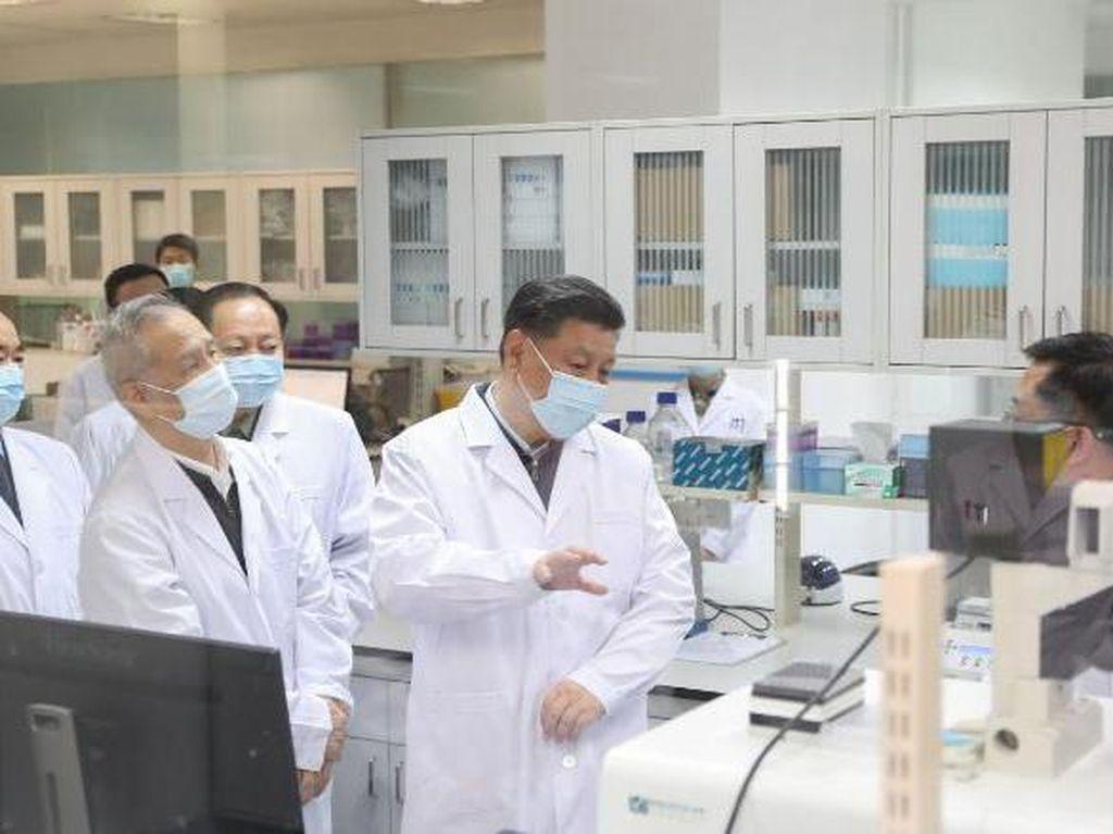 China Batasi Publikasi Penelitian Soal Virus Corona
