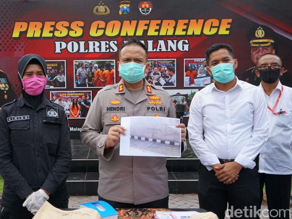 Ada Simbol Anarko dalam Aksi Vandalisme di Underpass Karanglo Malang