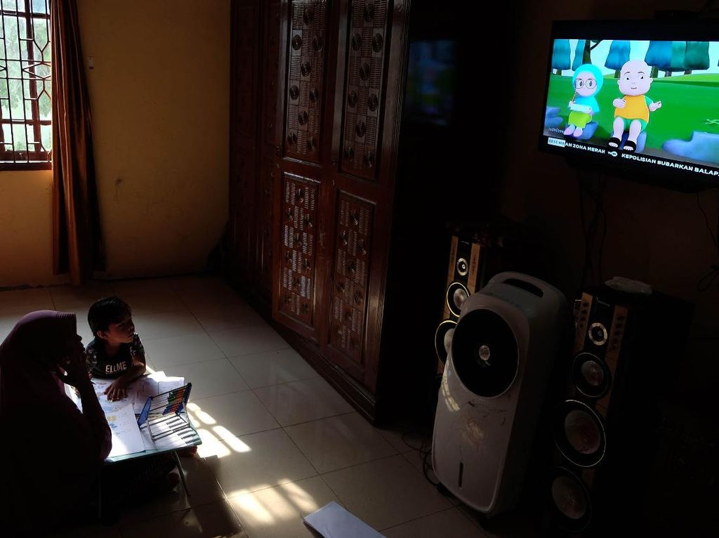 Jadwal Belajar dari Rumah TVRI Rabu (17/3/2021) untuk SD dan PAUD