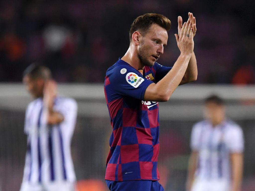 Luapan Amarah Rakitic ke Barcelona
