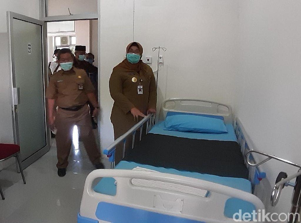 RS Darurat Corona Sragen Siap Digunakan, 108 Paramedis Jalani Pelatihan