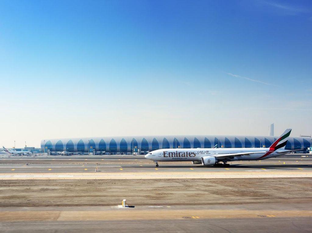 Emirates: Beberapa Minggu ke Depan Jadi Ujian Industri Penerbangan