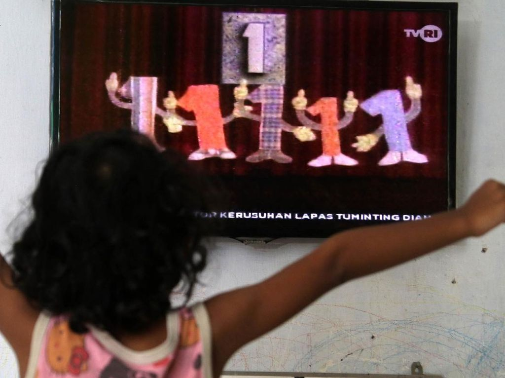 Jadwal Belajar dari Rumah TVRI Rabu (24/3/2021) untuk SD Kelas 1-6 dan PAUD