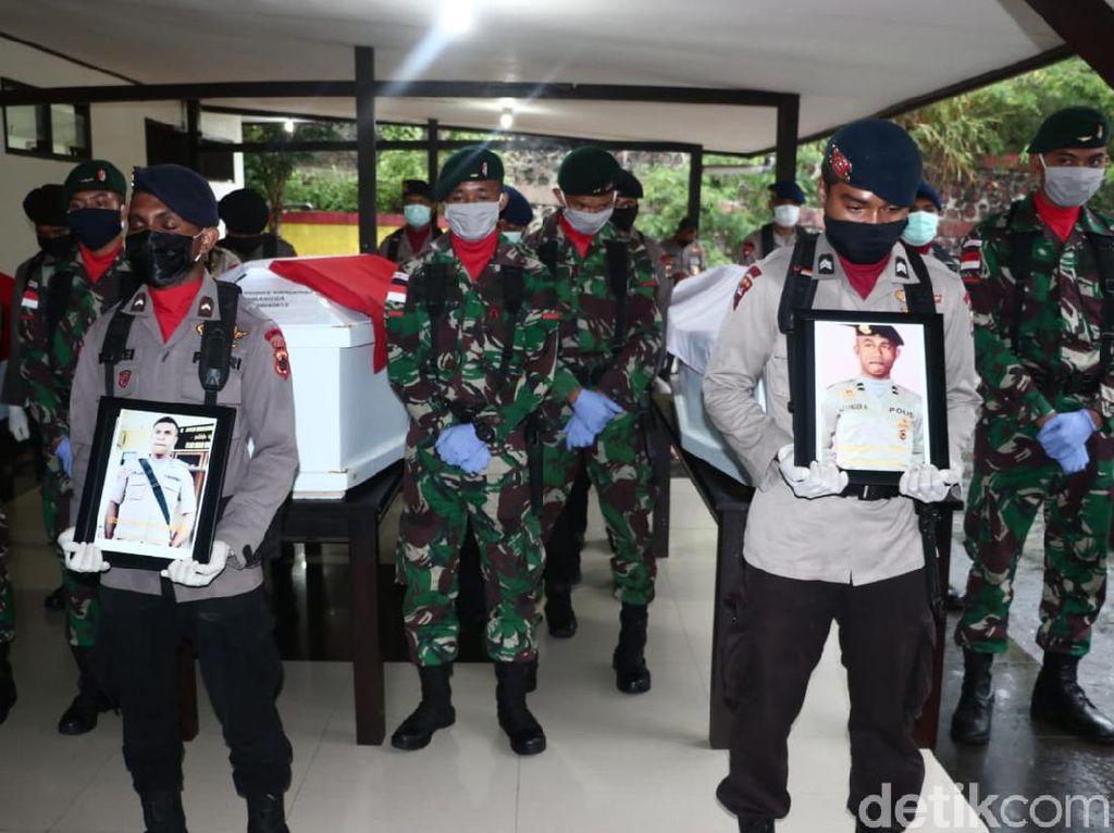 Pertikaian Maut Tewaskan 3 Polisi, Pangdam Cenderawasih Minta Maaf ke Polri